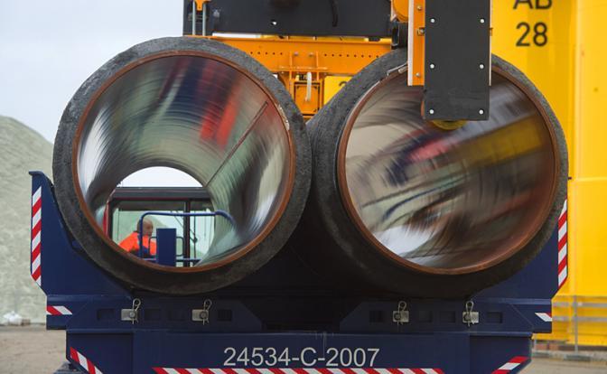 Заговор: Запад наносит новый удар по «Северному потоку-2»