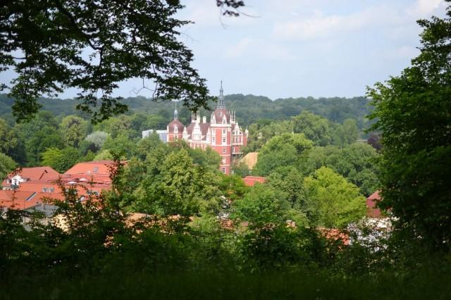 Парк Мускау (Fürst-Pückler-Park Bad Muskau)
