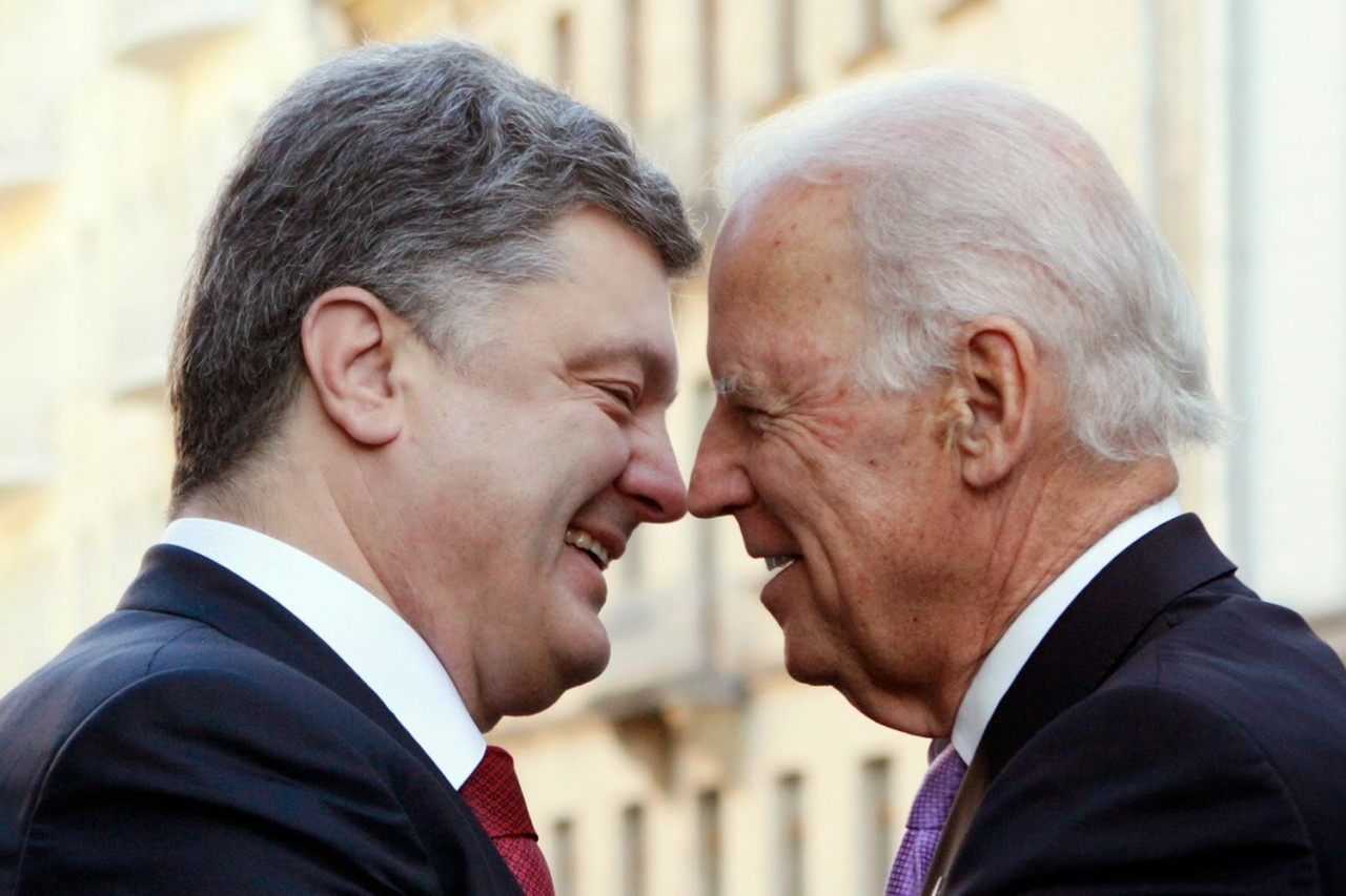 Порошенко встретится с Байденом на саммите в Вашингтоне