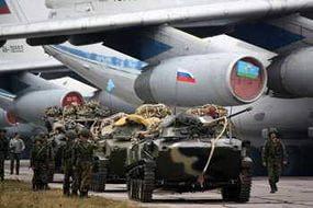 Путин получил разрешение СФ использовать войска за рубежом