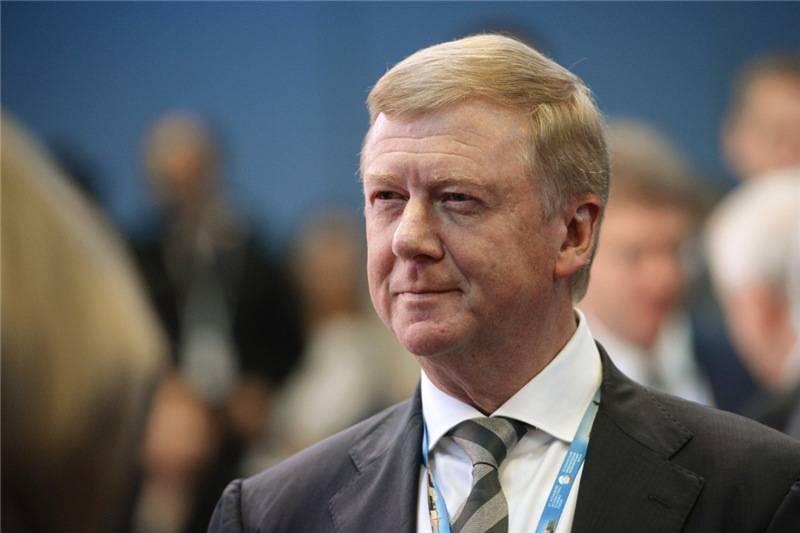 Чубайс заявил о «неуничтожимости» либеральной идеологии в РФ