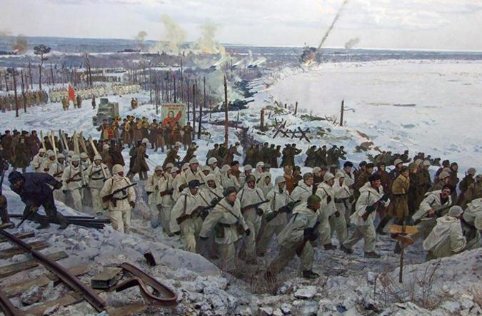 18 января 1943 г. 73 года назад День прорыва блокады Ленинграда в годы Великой Отечественной войны