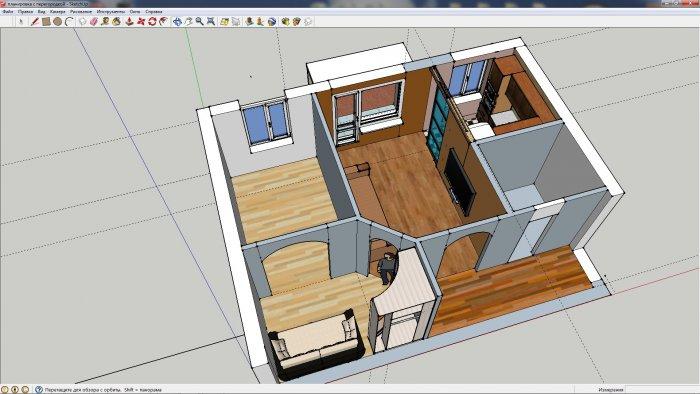 Типовые планировки квартир, план квартиры, серии домов