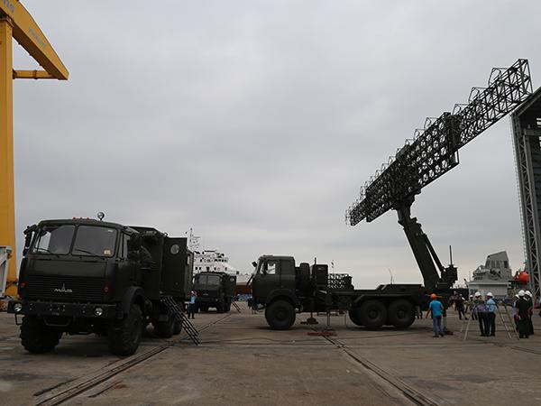 Белорусско-вьетнамская РЛС RV-02