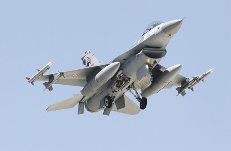 Турция рискует лишиться всей своей боевой авиации