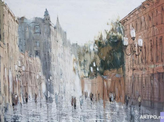 художник Евгений Бойко -11