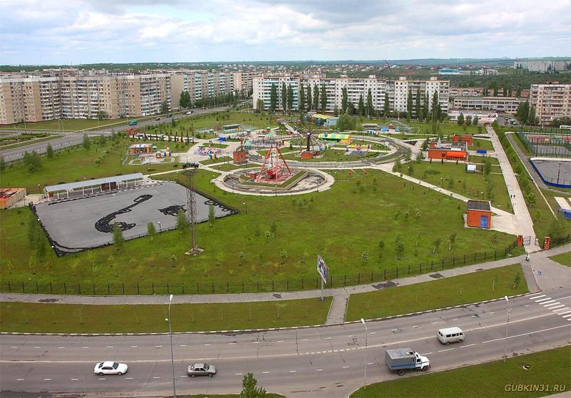 белгородской фото губкин области