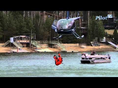 Пилот ТВ: Проверка Спасательных Гидрокостюмов