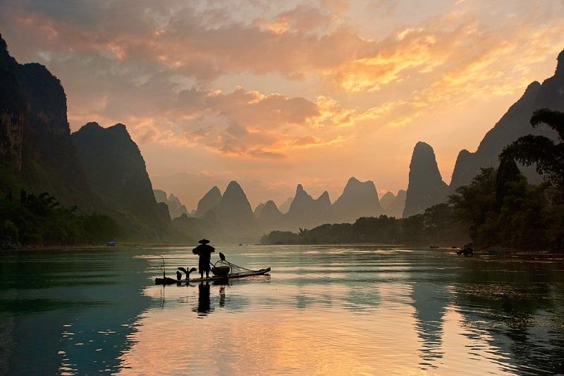 пейзажи китая фото