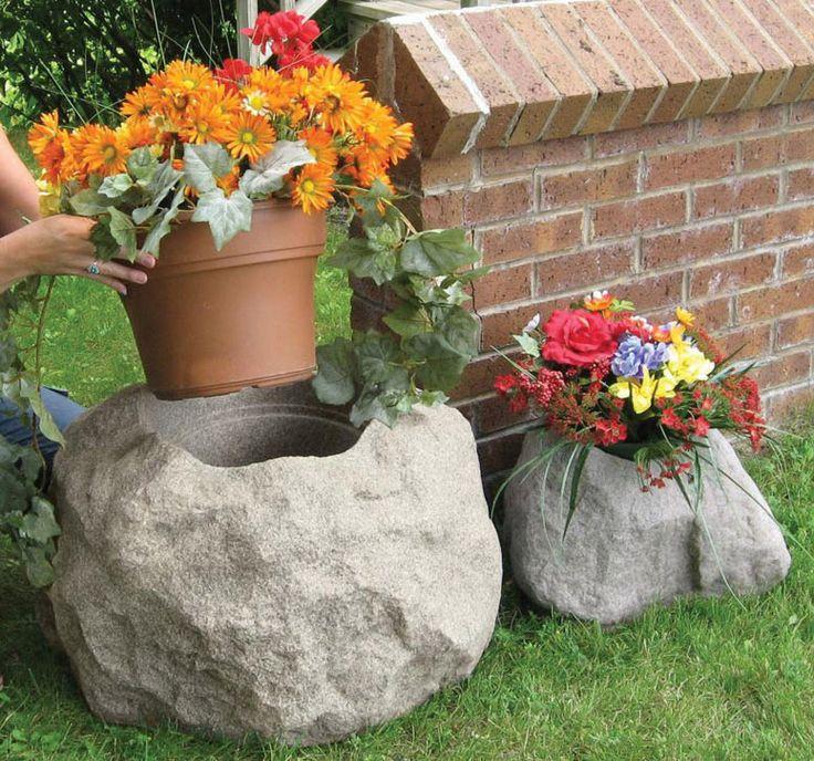 Украшение для сада своими руками из цемента