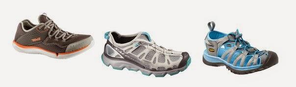 Как выбрать обувь для похода в горы?