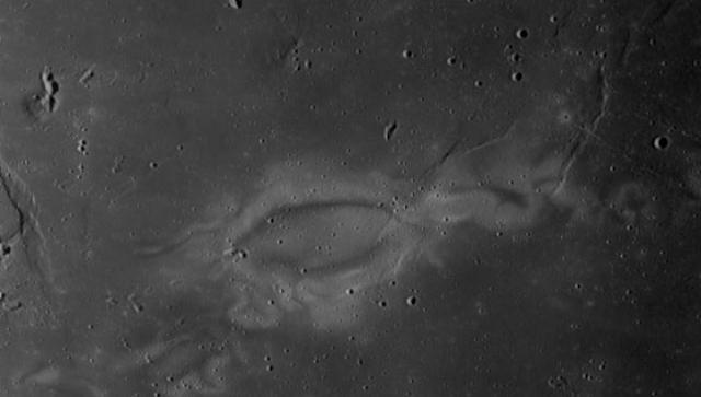 Откуда вихри на Луне
