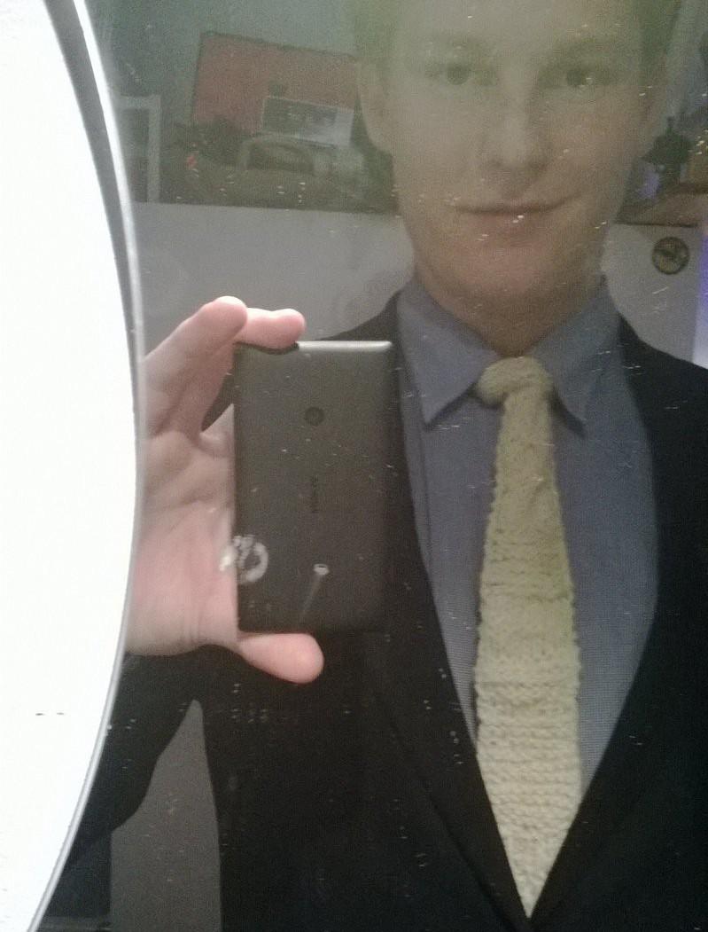 14. Бабуля связала, наверное. галстуки, странные люди