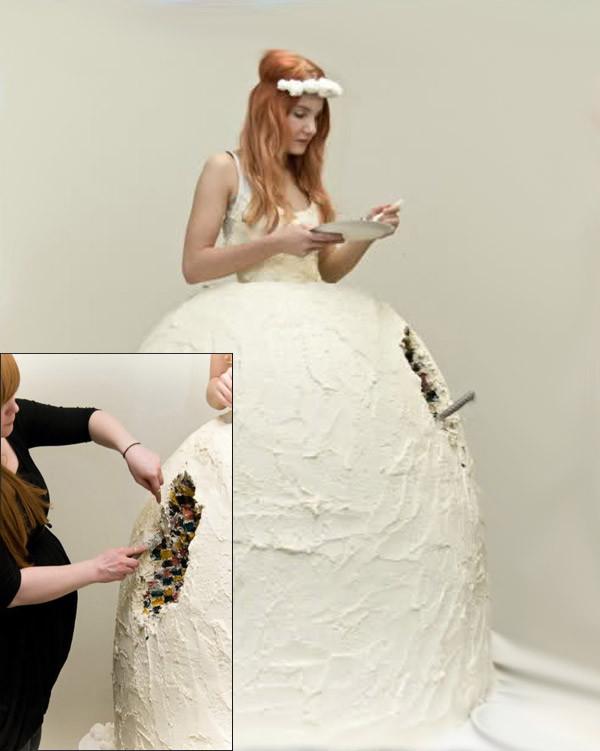 21. Платье-пирожное Свадебные платья, свадьба
