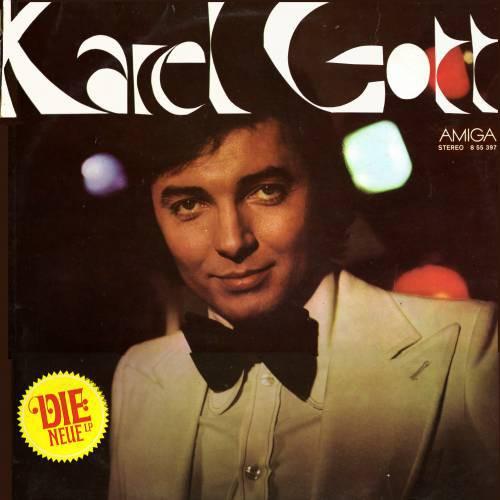 Карел Готт ностальгия, певец, чешский