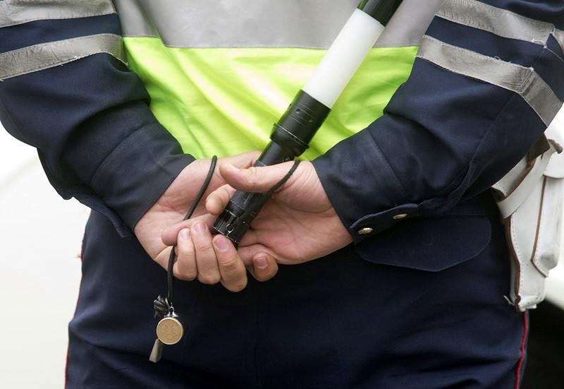 Гаишнику в Беларуси разрешили послать водителя «на три буквы»
