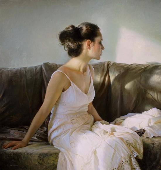 женский образ Сергей Маршенников -3-09
