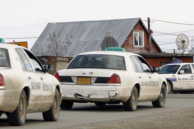 На Аляске нашли город, в котором нет личных автомобилей