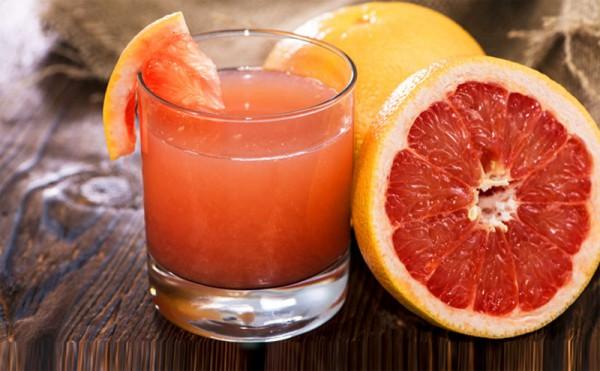 Этот сок грейпфрута — самый большой враг висцеральногожира