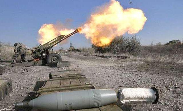 Сирийские батальоны просят огня