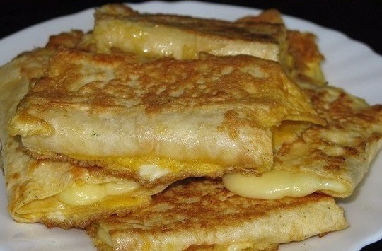 Вкуснятина на завтрак за 5 минут без хлопот
