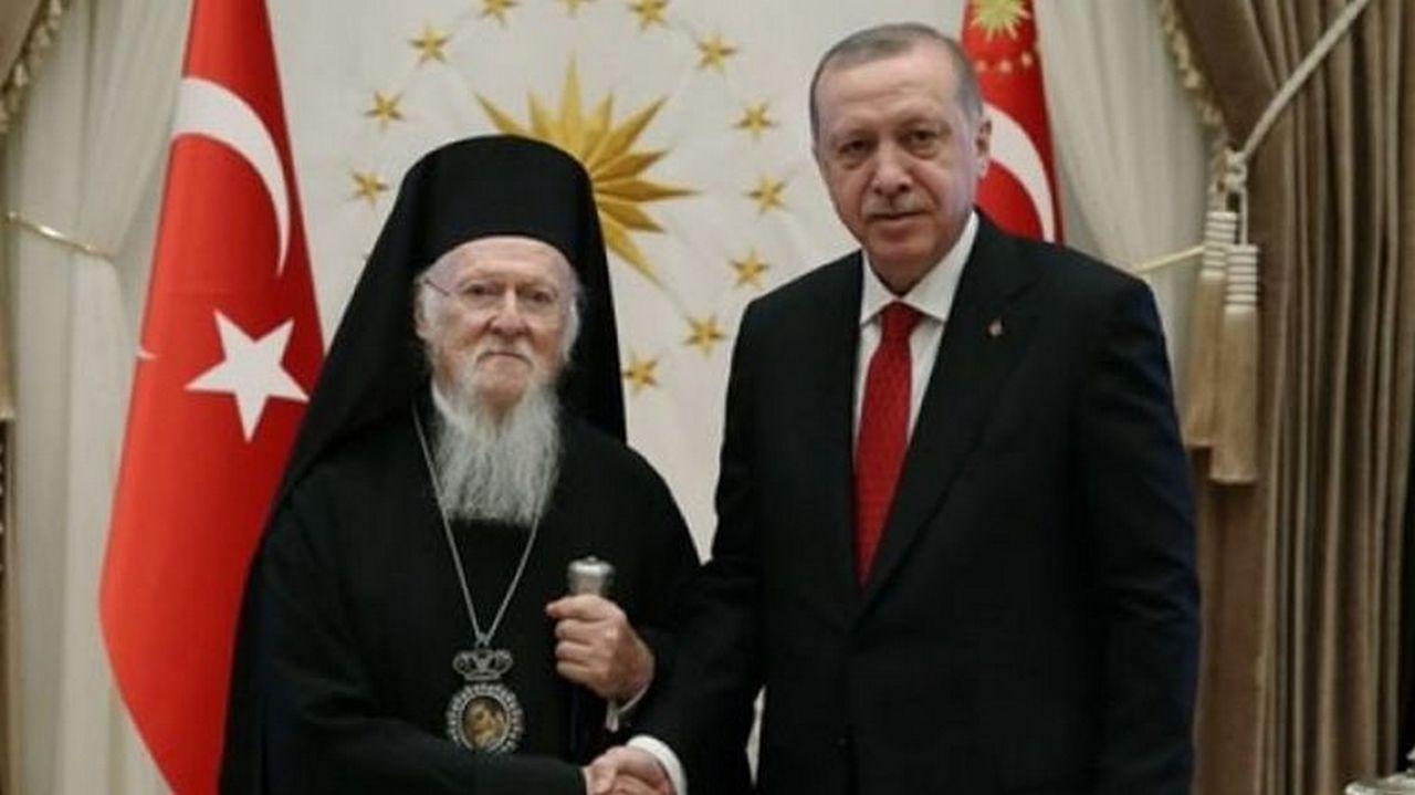 Роль Эрдогана в действиях Варфоломея. «Страна», Украина