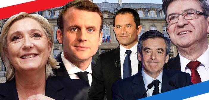 Голосование во Франции – первые результаты