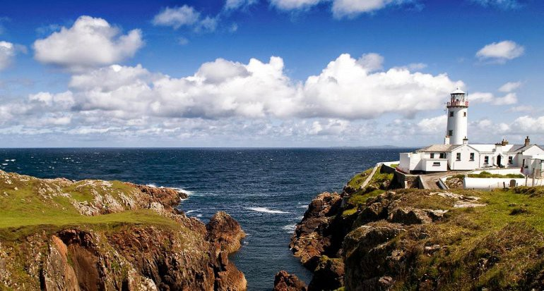 Подборка красивых маяков берег, красиво, маяк, море, подборка, романтика