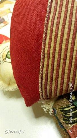 Мастер-класс Поделка изделие Рисование и живопись Шитьё Принцессы курятника  пакетницы небольшой МК Краска Кружево Пуговицы Ткань фото 26