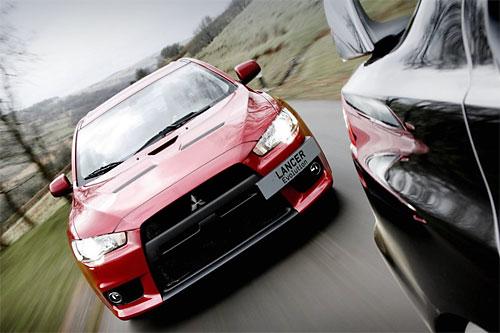 Mitsubishi отказывается от Lancer Evolution