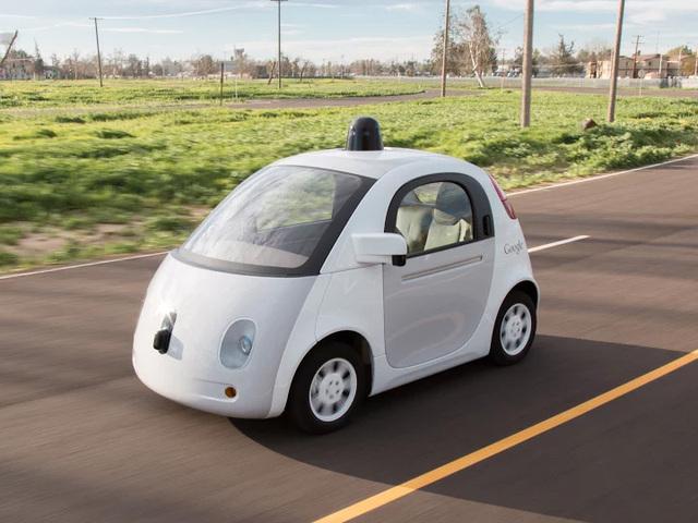 На улицы вышло почти 50 «гугломобилей»
