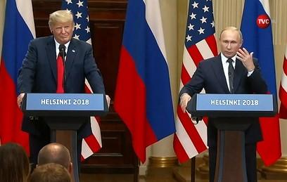 Путин признал расхождение в позициях России и США по Крыму