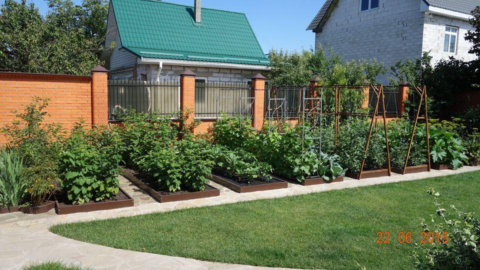 Сад и огород своими руками валера украина