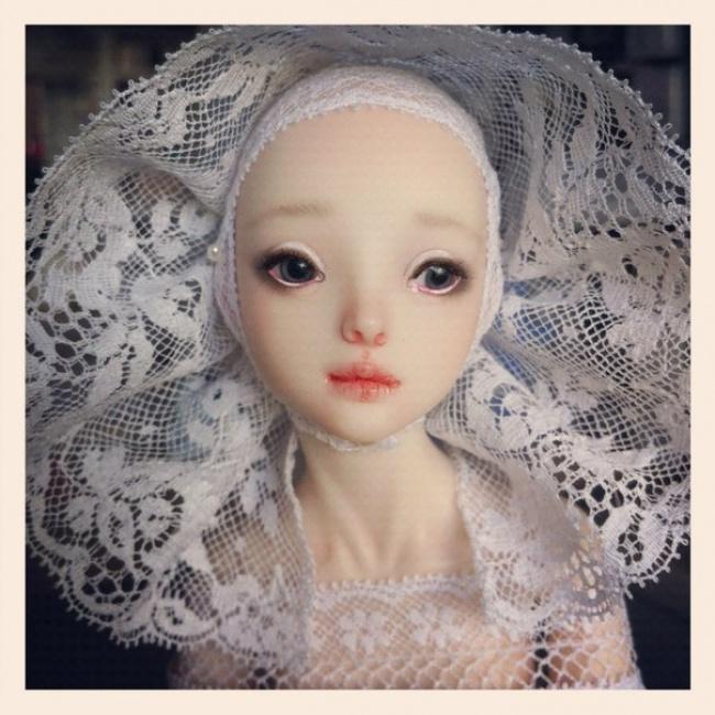 Куклы для взрослых: Ох, ребята, такую красоту еще поискать...