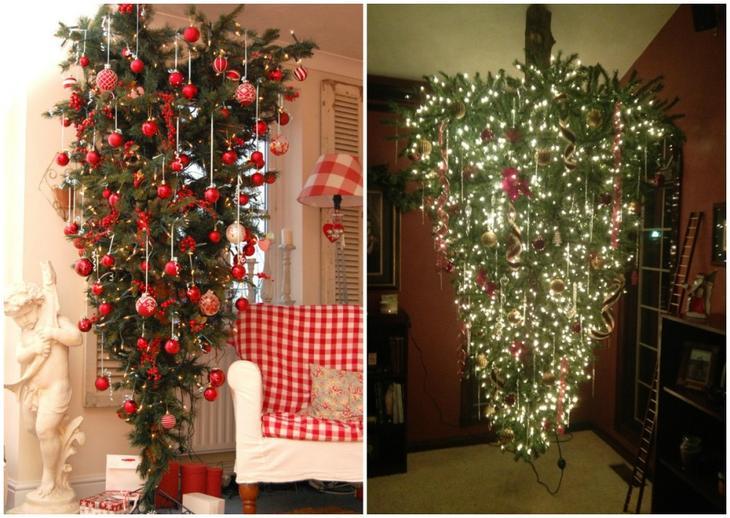 15 идей для творческой новогодней елки