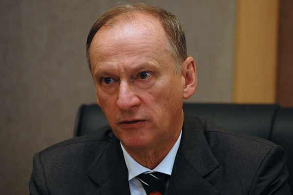 Патрушев: есть угроза проникновения в Россию участников украинских бандформирований
