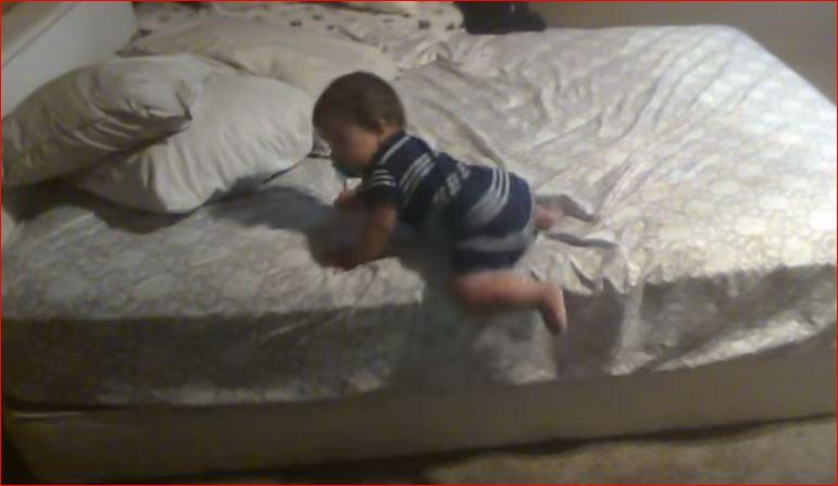 Гениальный ребёнок (видео)