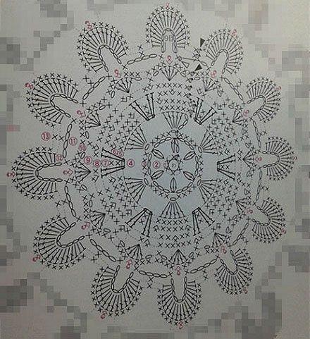 flower-shaped-coaster-crochet.jpg (440×481)