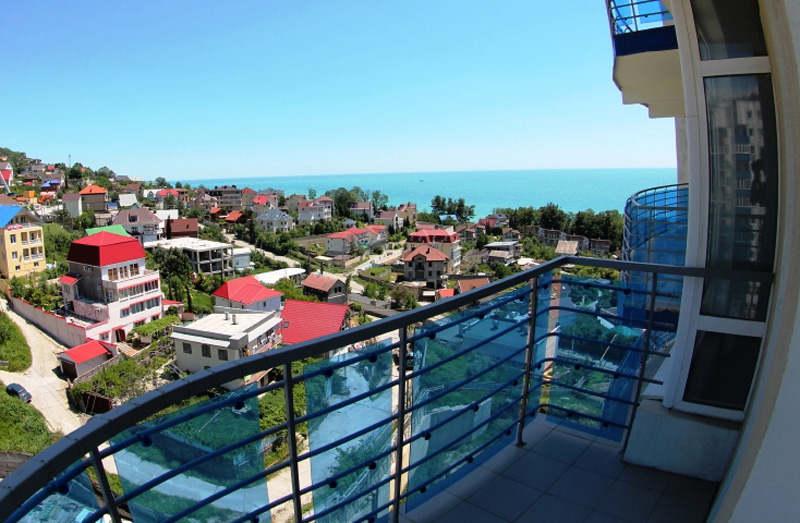 Отличные варианты мест, чтобы снять дом в Сочи на берегу моря!