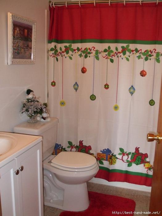Украшение своими руками для ванной комнаты