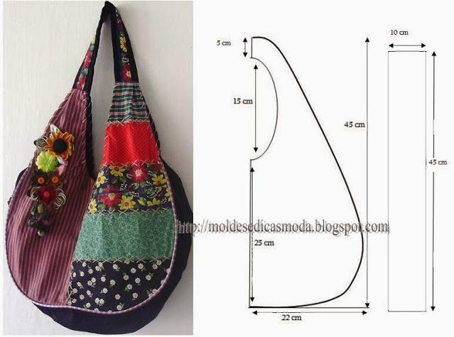 Как сшить летнюю сумку своими руками