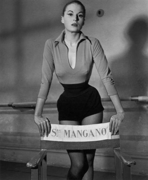Сильвана Мангано