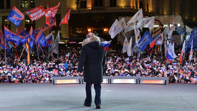 Guardian: если Путина нельзя…