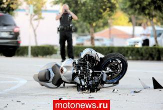 Лондонских мотоциклистов научат оказанию помощи при ДТП