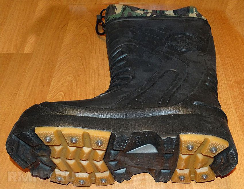 производство обуви для рыбалки