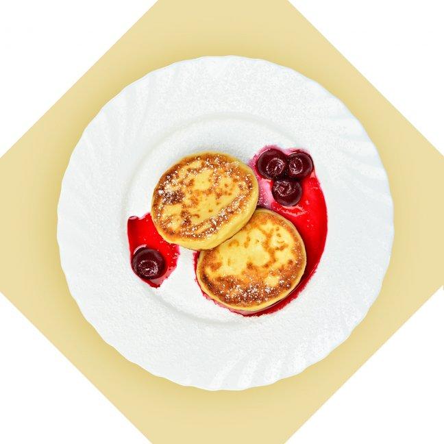 Рецепт: сырники с манкой без муки