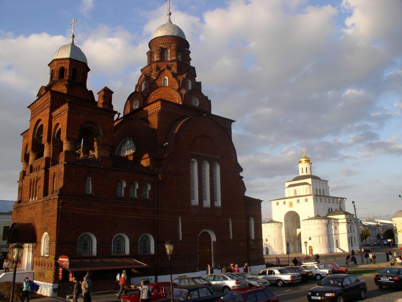 Старообрядческая Троицкая церковь памятники, церкви