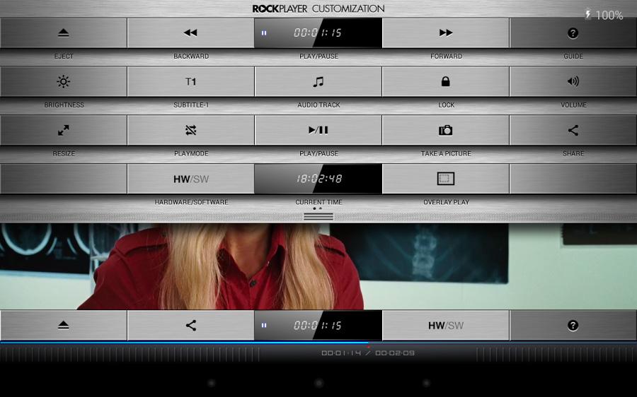 скачать видеоплеер на андроид 2.3 - фото 6