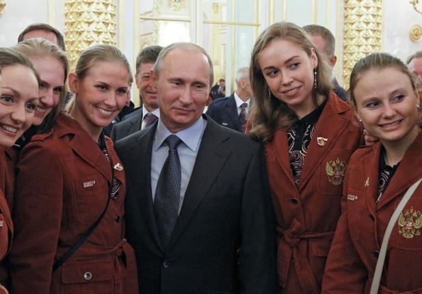 Россия и допинг