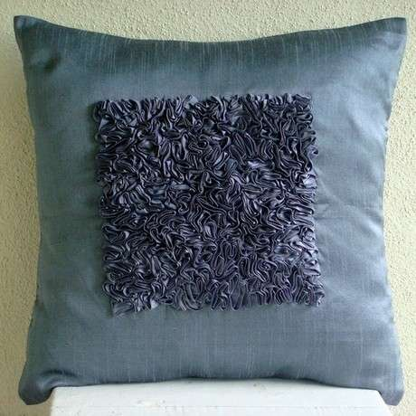 Как сшить красивую наволочку на подушку 57